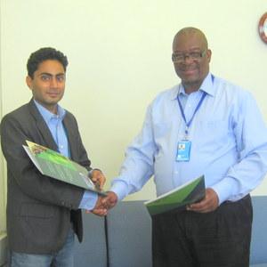 UNESCO-Camara Signing